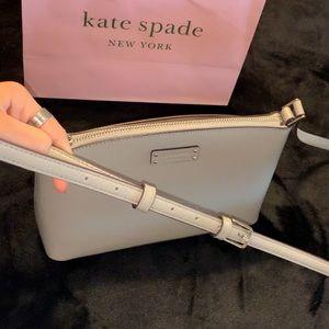 Kate Spade Jeanne softtaupe crossbody ✨🤍